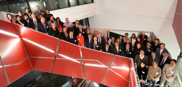Bristol-Heidelberg-Kyoto Symposium, University of Bristol/M-Shed